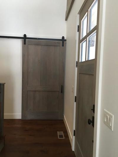 But Just To Give You An Idea, A Typical 8u0027 Style And Rail, Solid Wood Door,  With LVL Core, And A Factory Finish Costs Starts At $1800. Lead Times  Approx.
